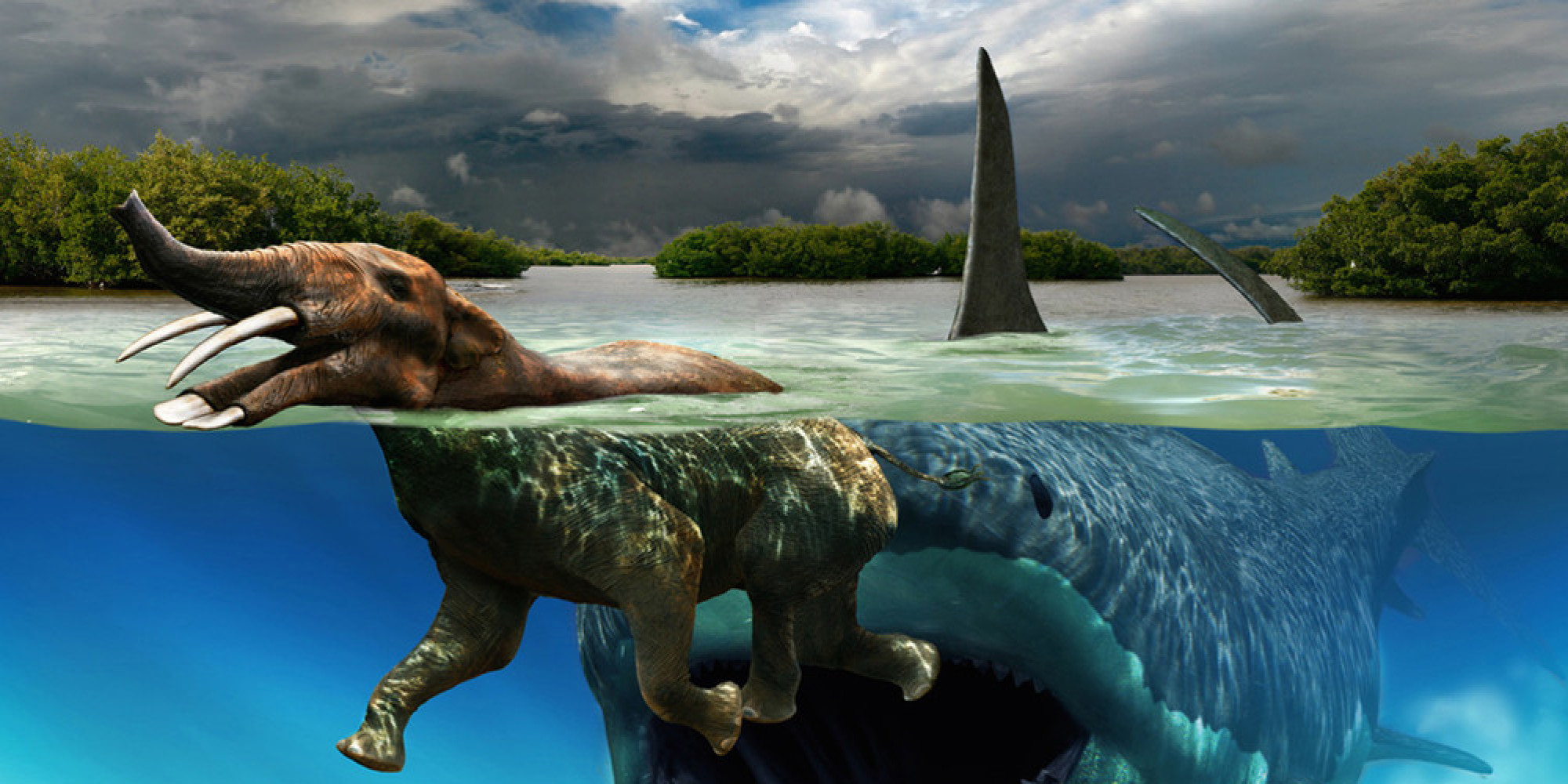 Stunning 'Paleoart' Will Beam You Back Into A Ferocious Prehistoric World (IMAGES) | HuffPost
