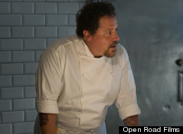Jon Favreau Is 'CHEF'