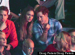 Prince Harry And Cressida Bonas 'Split Up'