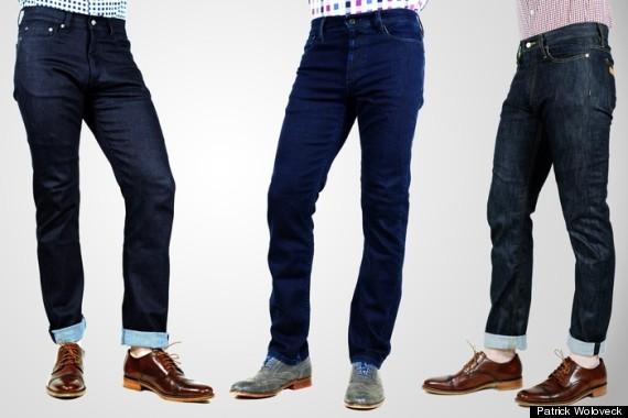 Men, These Skinny Jeans Won't Squash Your Junk | HuffPost