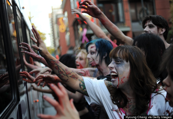 zombie crawl denver
