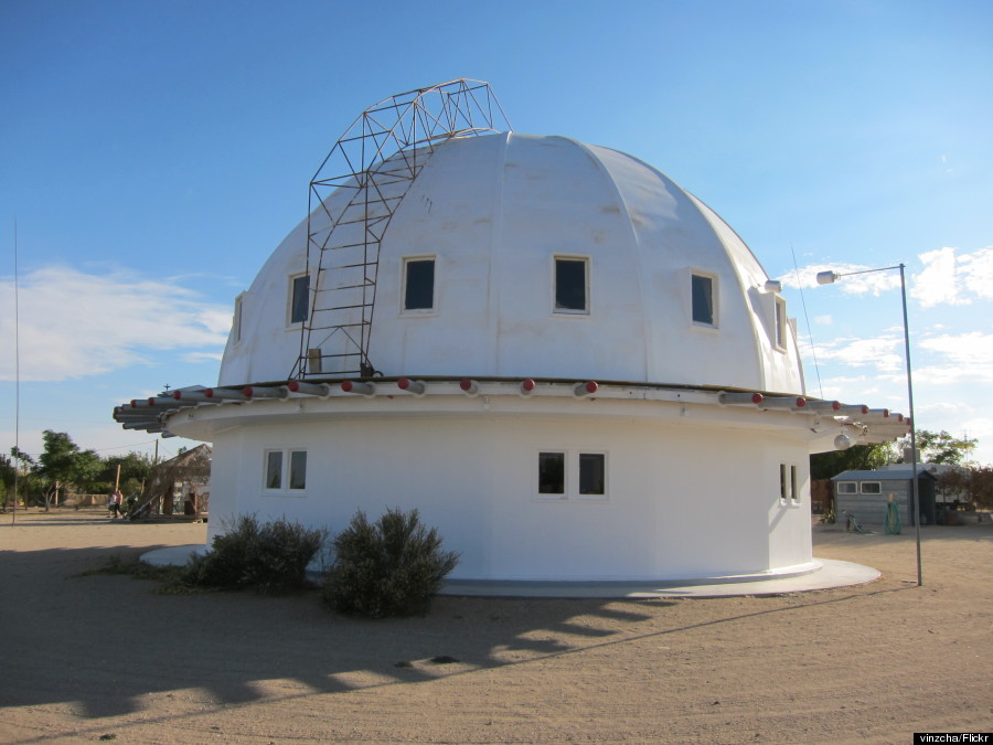 integratron joshua tree