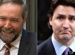 Momentum Swinging To Mulcair In Quebec, Poll Suggests