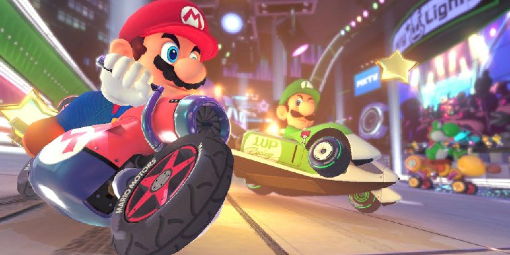 Mario Kart 8 - WII U - France | IGN France