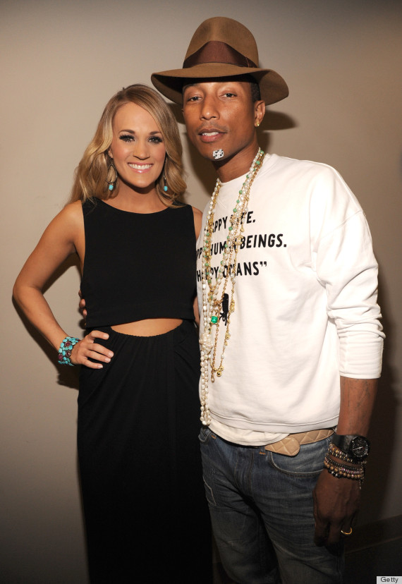 pharrell and carrie