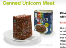 Canned Unicorn Pork Board Legal Action