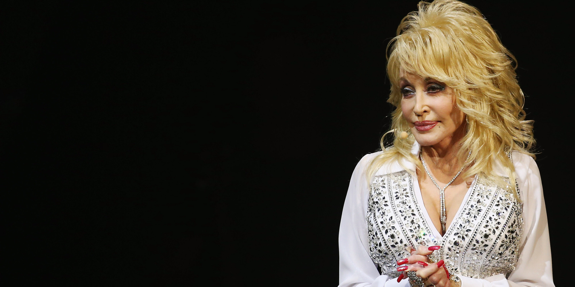 Dolly Parton: Dolly Parton Speaks Out On Gay Marriage