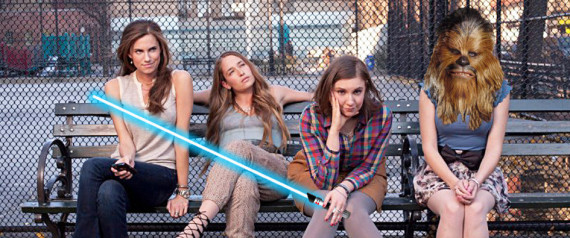 GIRLS MEETS STAR WARS