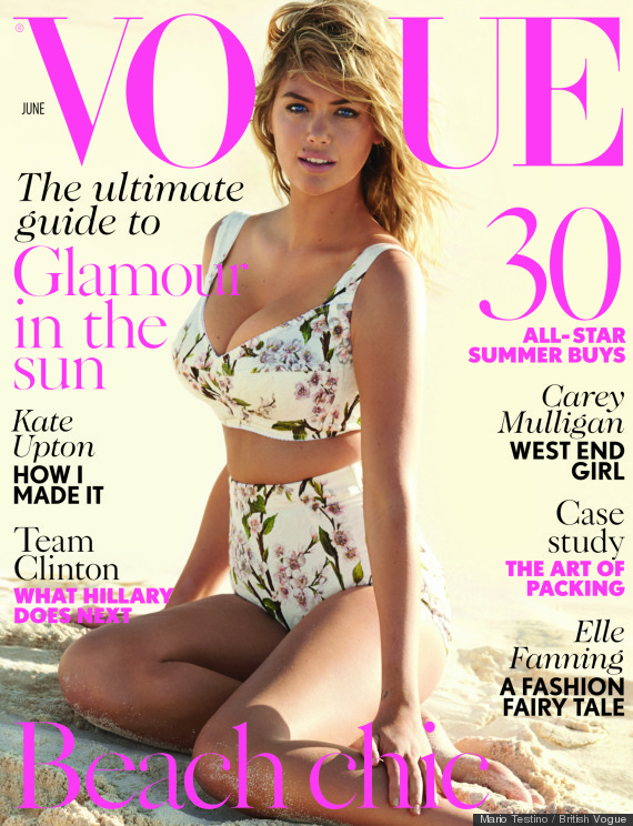 kate upton vogue uk