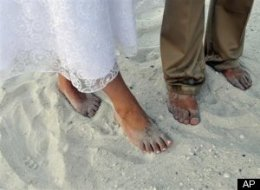 Gulf Oil Spill Beach Weddings
