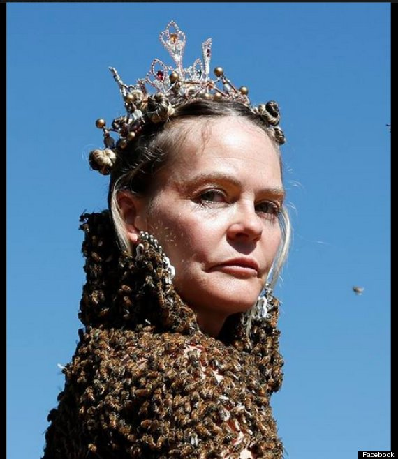 sara mapelli queen bee