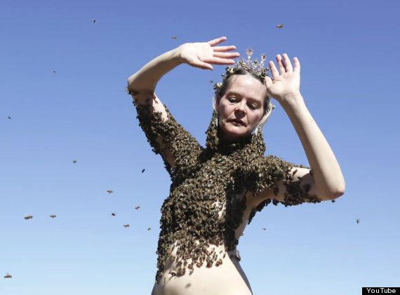 sara mapelli bee dances