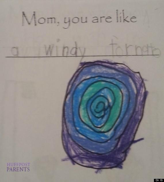 windy tornado