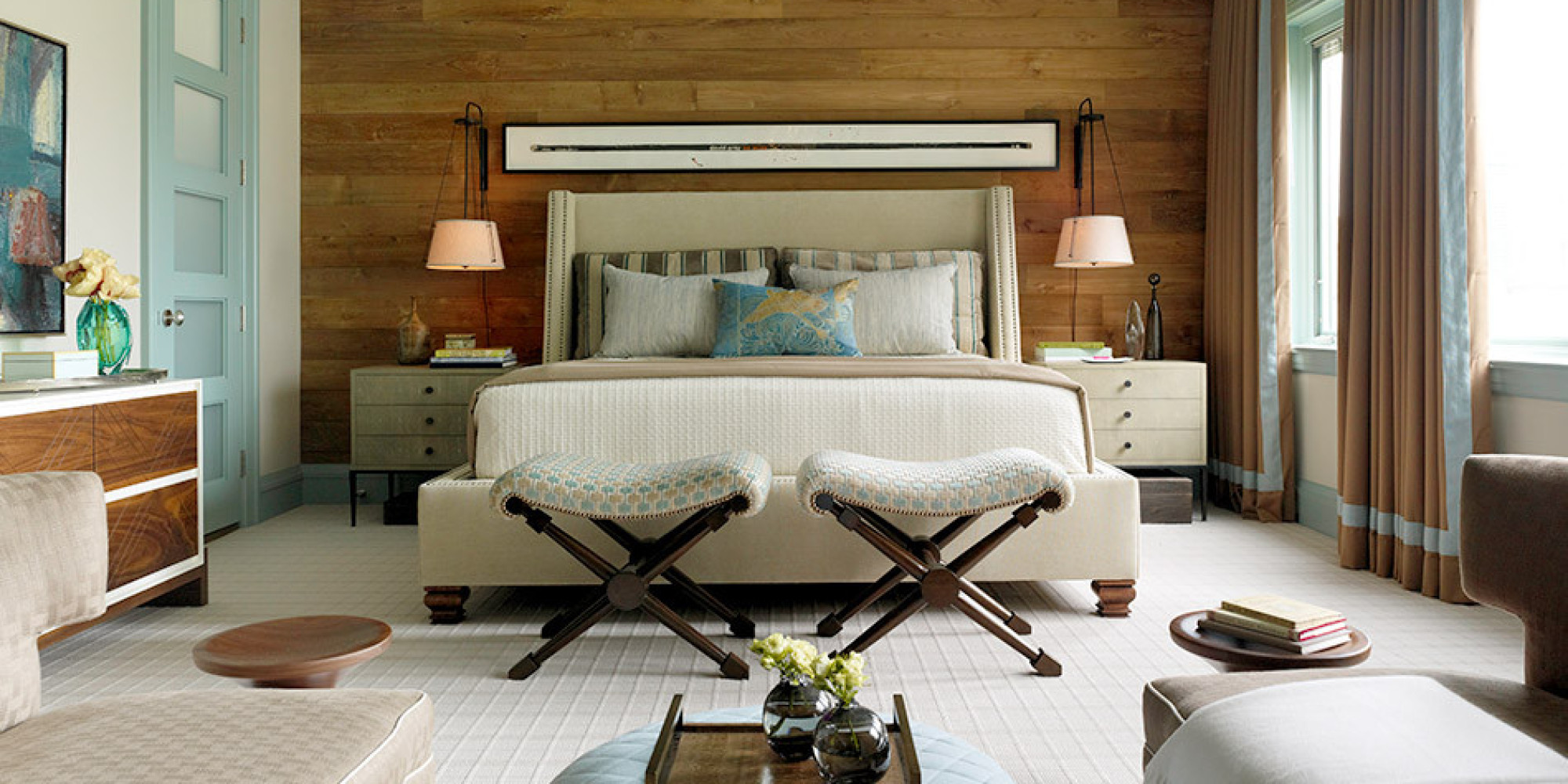 Best Rustic Bedroom Ideas Defined For High Inspiration: 5 Design Secrets From The World's Best Hotels