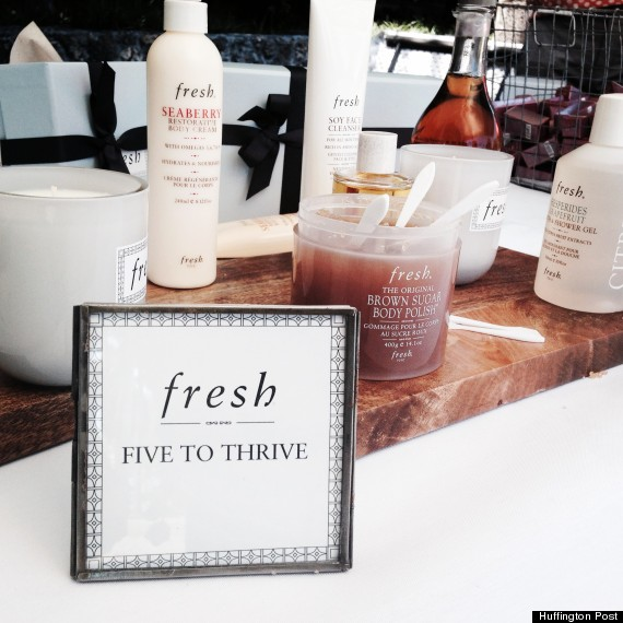 fresh five thrive