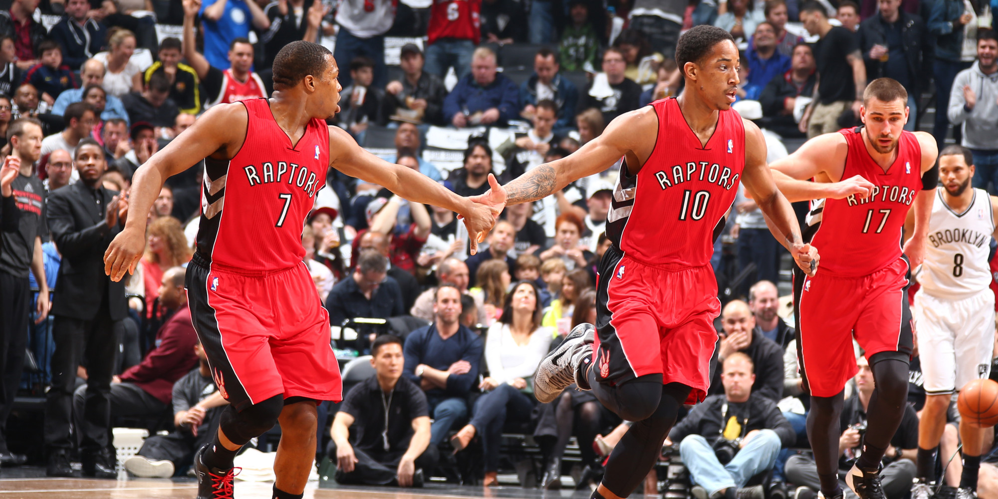 16 Reasons Why The Toronto Raptors Have Already Won The Playoffs