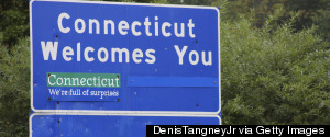 CONNECTICUT SIGN