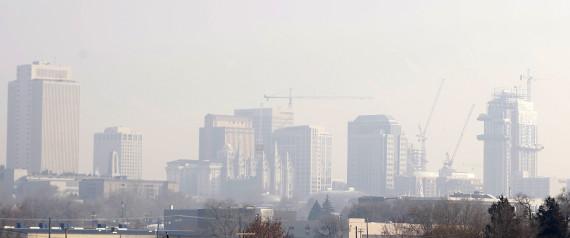 OZONE POLLUTION US
