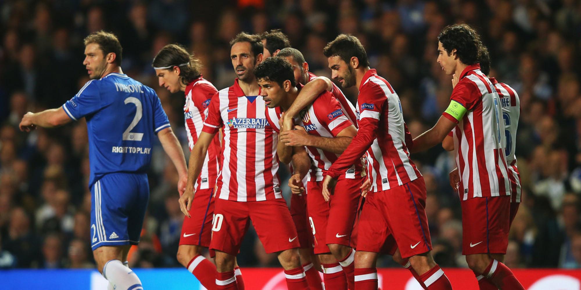 Chelsea 1 3 Atl U00e9tico Madrid Jos U00e9 Mourinho U0026 39 S Champions