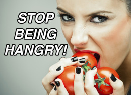 How To Never Get Hangry Ever Again