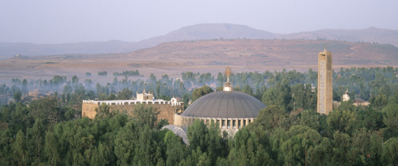 ETHIOPIA CHURCH FORESTS
