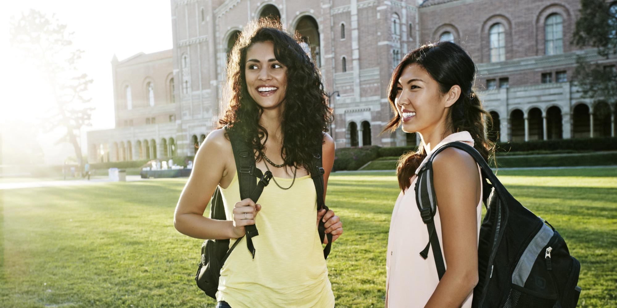 Meet women in college