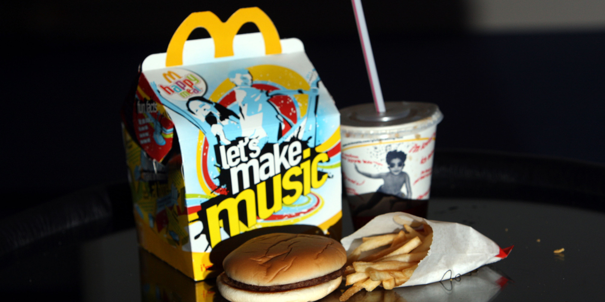 Mcdonalds Meal Box Mcdonald's 'happy Meals' Now