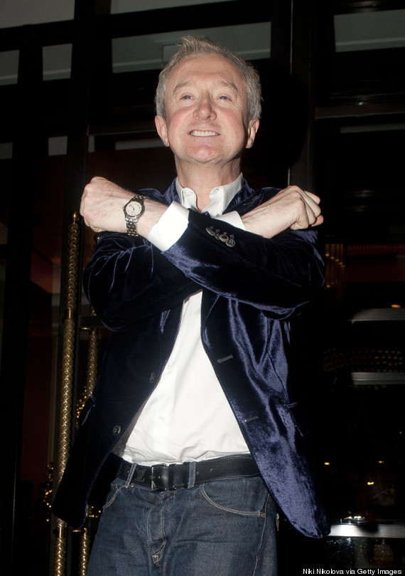 louis walsh the x factor