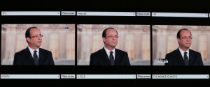 Hollande Debat Tv