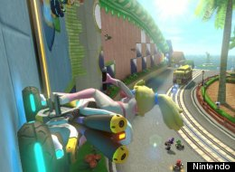 Three New 'Mario Kart 8' Courses Revealed