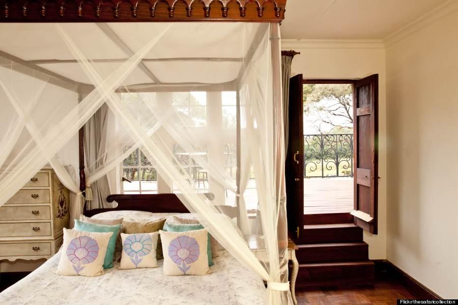 giraffe manor bettys room