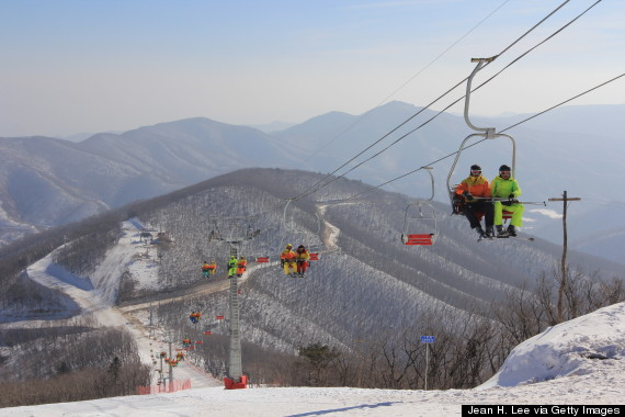 masik ski resort