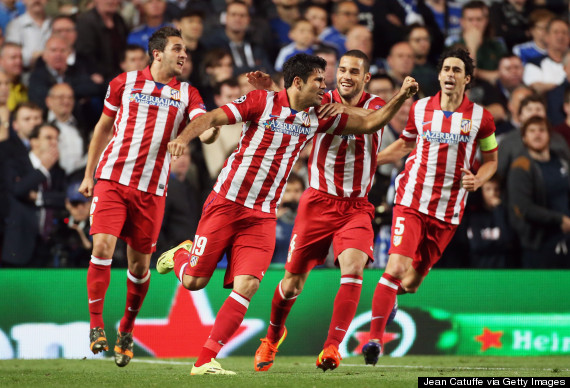 atletico madrid qpr