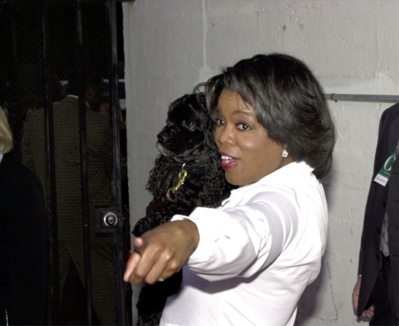 oprah dog