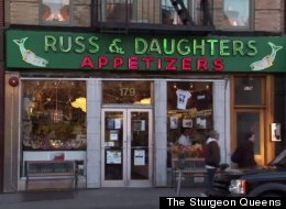 The Documentary To Watch If You Love Russ & Daughters