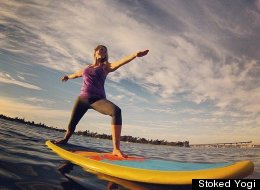 Why Stand Up Paddleboard Yoga Is Pure Bliss