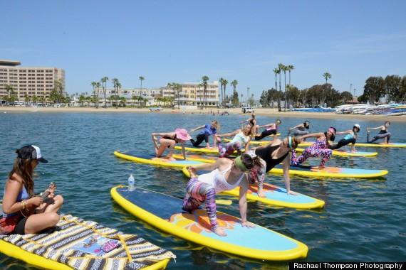 stoked yogi