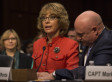 Gabby Giffords Lobbies Senate To Tighten Gun Restrictions On Accused Domestic Abusers