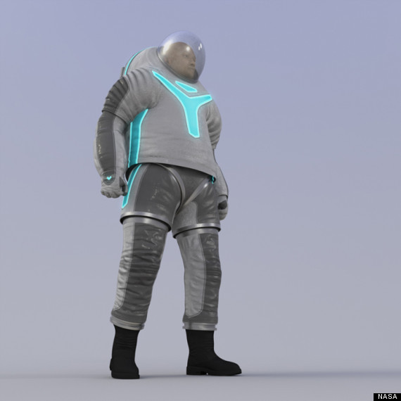 NASA Spacesuit Design Challenge Winner Looks Like ...