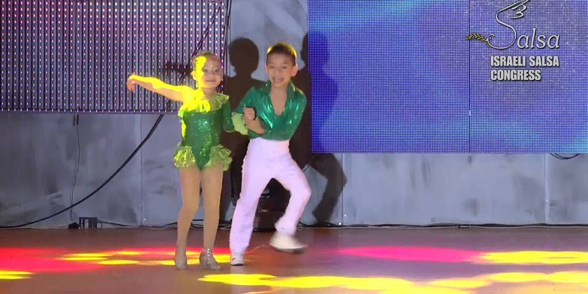 Kids Absolutely Crush Salsa Routine, Make Us Realize Just How Bad ...