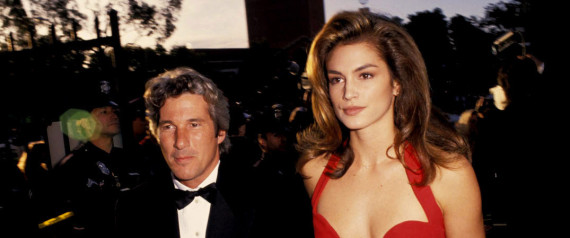 CINDY CRAWFORD RICHARD GERE