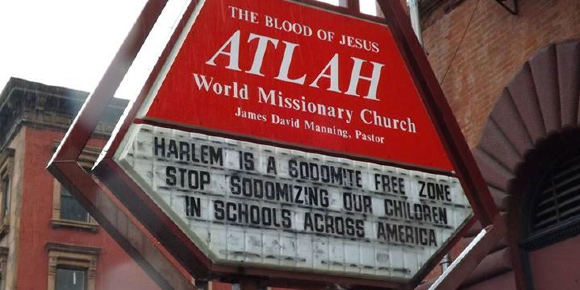from Zayne anti gay church