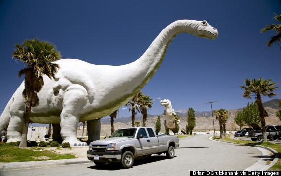 dinosaurs cabazon