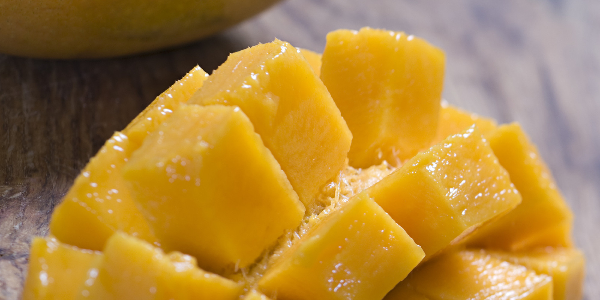 Once And For All, The Best Way To Cut A Mango The Huffington Post