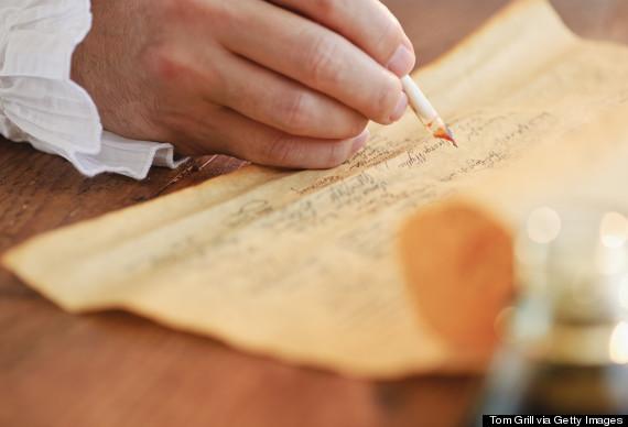 declaration of independence draft