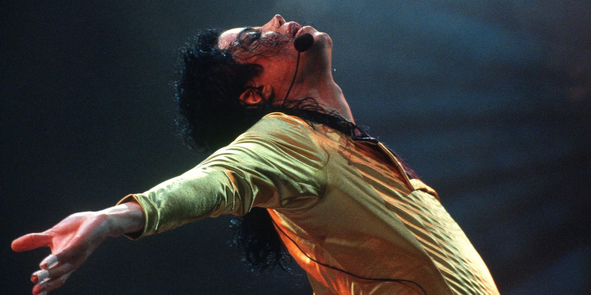 New Michael Jackson Song Love Never Felt So Good
