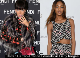 Jourdan Dunn Is NOT Happy With Lily Allen
