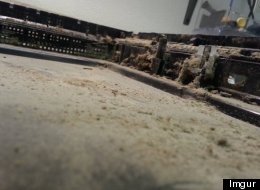 The Inside Of Your PS3 Is Probably Nightmarishly Disgusting