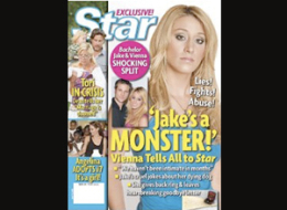 Vienna Girardi Jake Star Magazine Breakup