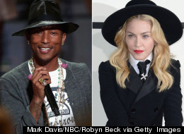 Pharrell Williams Reveals Madonna Spat